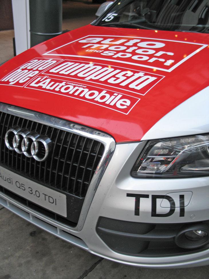 Audi Mileage Marathon II