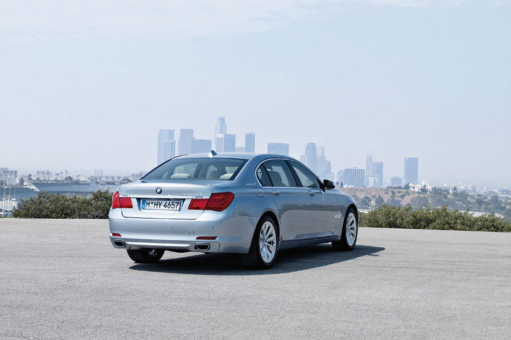 BMW ActiveHybrid 7.