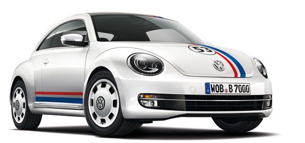 VW Beetle 53 Edition, vuelve Herbie