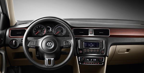 Segunda generación del VW Santana