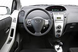 Toyota yaris 2005 for Interieur yaris 2