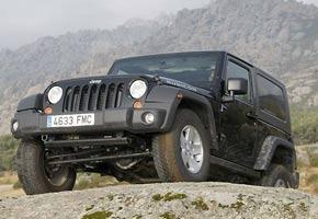 Jeep Wrangler 2.8 CRDI Rubicon