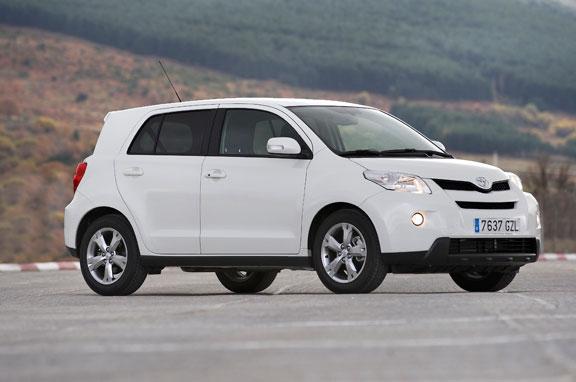 Nuevo Toyota Urban Cruiser