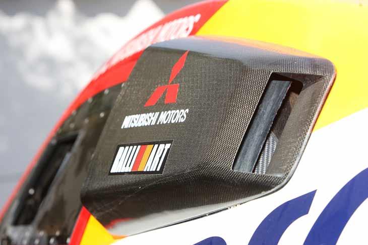 Mitsubishi Racing Lancer Diesel