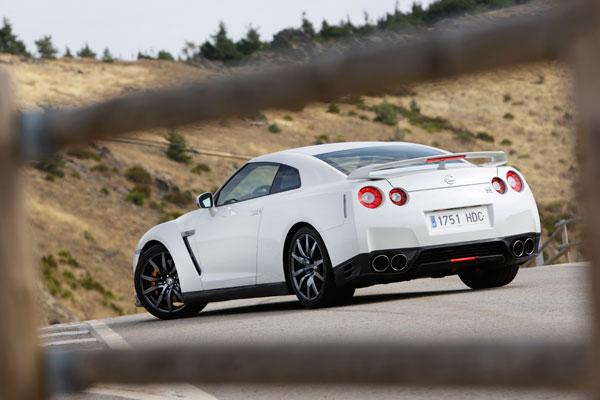 Nissan GT-R la prueba definitiva