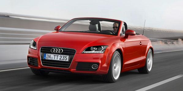 Nuevo Audi TT S Line