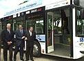 Un autobús de pila de combustible dará servicio en Madrid
