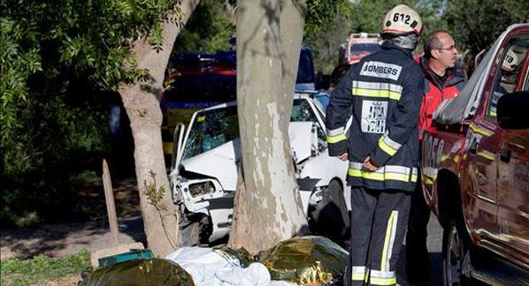 La mitad de los accidentes, en ciudad