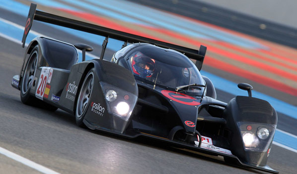 Epsilon Euskadi, un español en Le Mans
