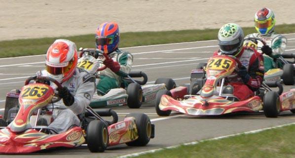 Comienza el Rotax Euro Challenge