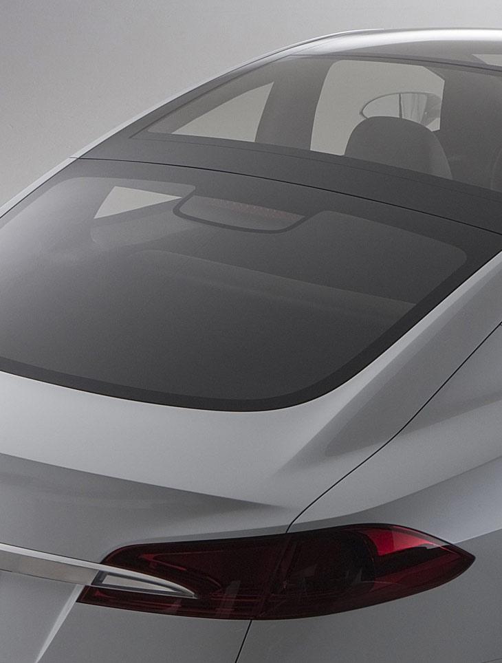 Tesla Model S, el sedán eléctrico