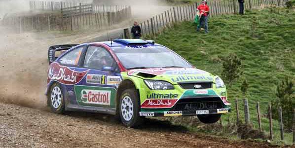 Campeonato del Mundo de Rallyes: Portugal