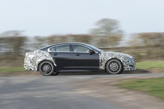 Jaguar XF Turbodiesel