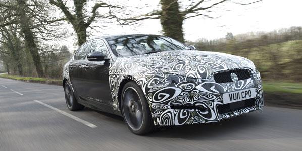 Nuevo Jaguar XF 2.2 turbodiesel