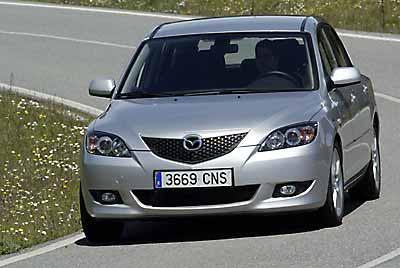 Mazda3 Sportive