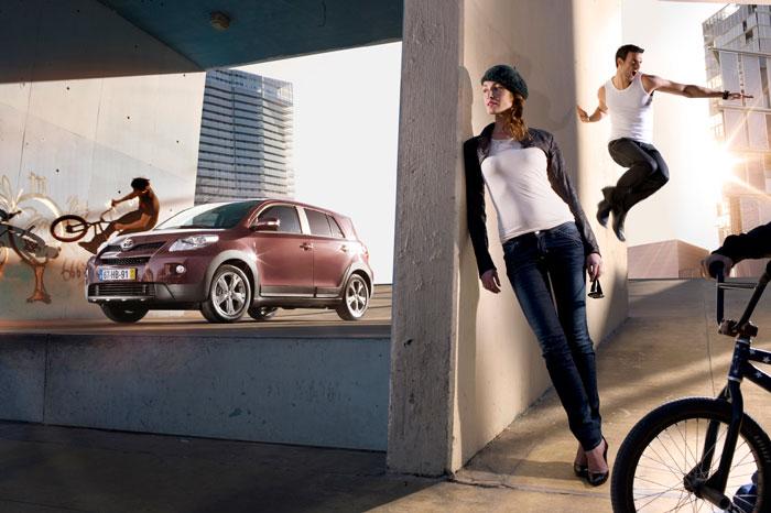 Toyota Urban Cruiser, polivalente a toda prueba
