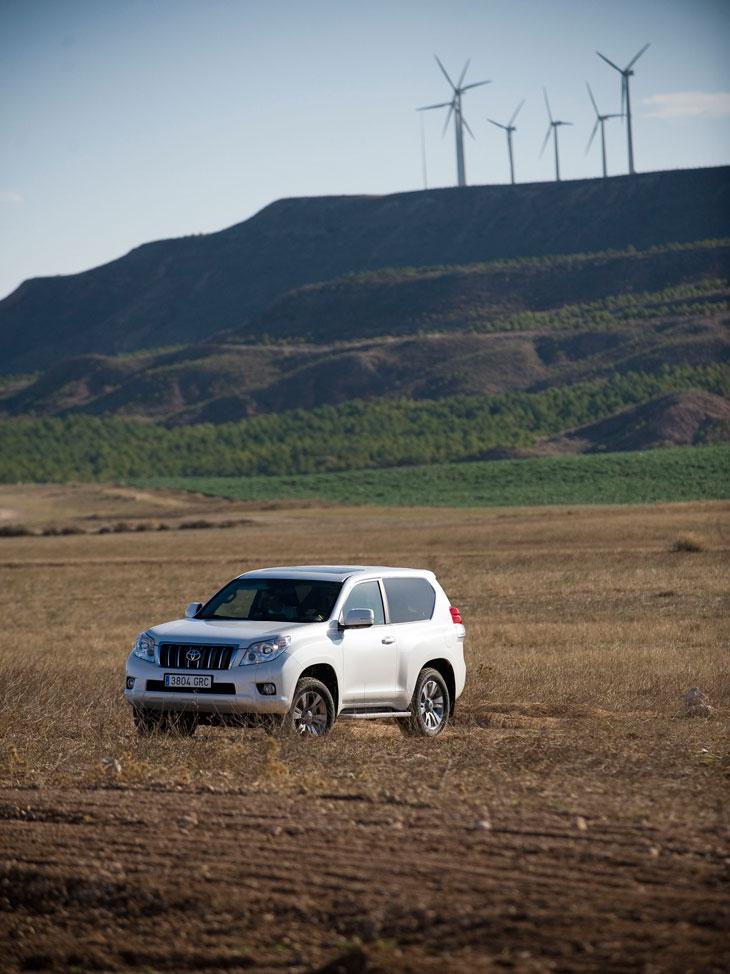Toyota Land Cruiser, el mejor del mundo