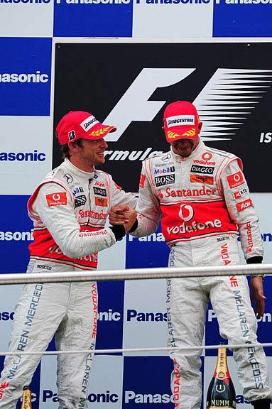 Fórmula 1: GP de Turquía 2010