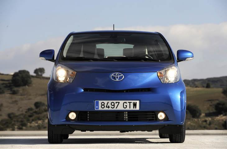 Toyota iQ, un urbano sorprendente
