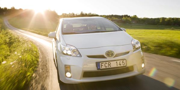 Toyota Prius, el híbrido imparable