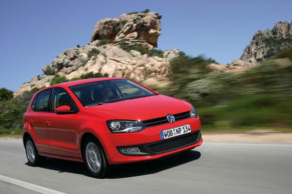 Cambios en la gama Volkswagen