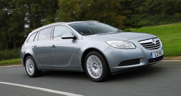 Nuevos motores para el Opel Insignia