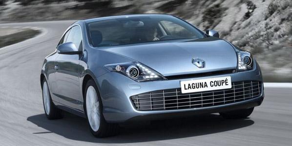Renault Laguna Coupé dCi de 110 CV
