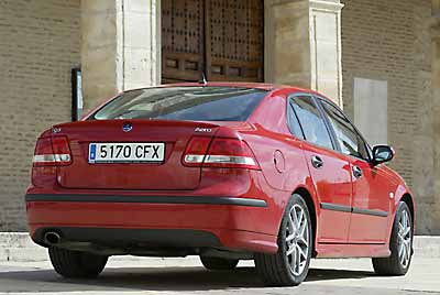 Saab 9-3 Sport Aero