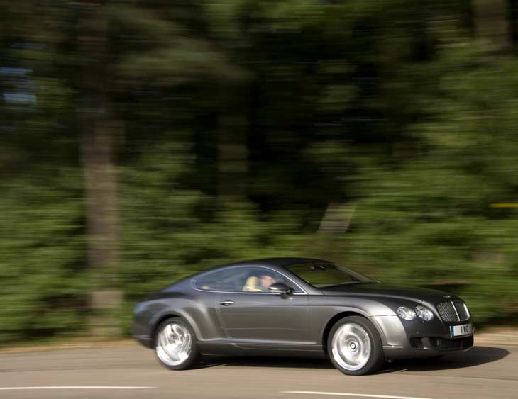 Bentley Continental GT y GT Speed