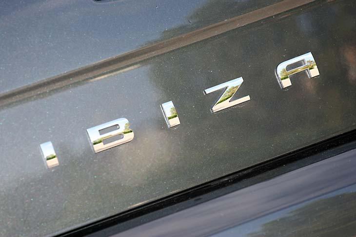 Seat Ibiza 1.4 detalles