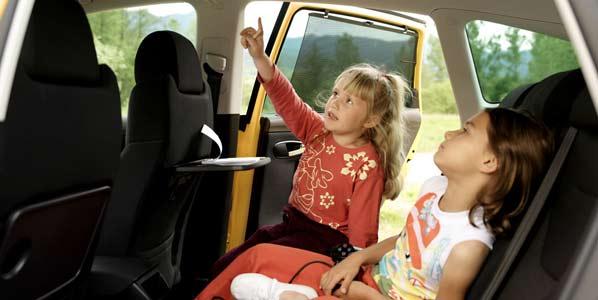 ¿Nuestros pequeños viajan inseguros?