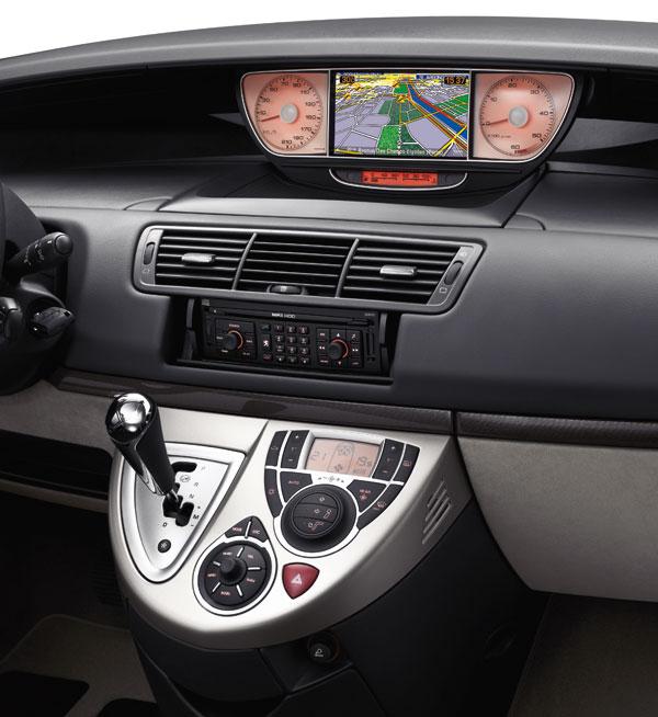 Peugeot 807 la novedad