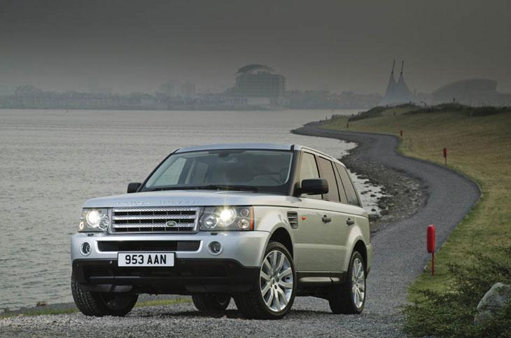 Land Rover: Range Rover Sport TDV8