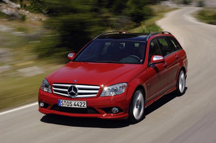 Mercedes C Familiar