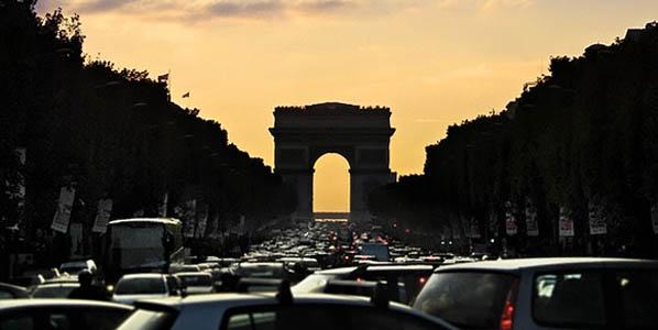Barcelona, Madrid y Málaga, las ciudades con más atascos
