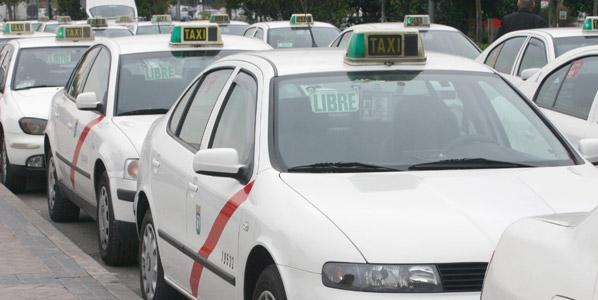 Taxis: en España se duplica la media europea