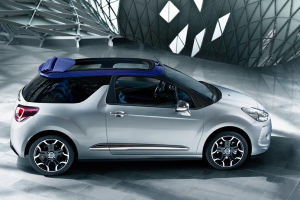 Citroën DS3 Cabrio, modernidad a cielo descubierto