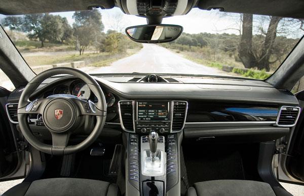 Porsche Panamera GTS la prueba
