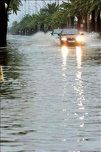 El temporal colapsa las carreteras de toda España