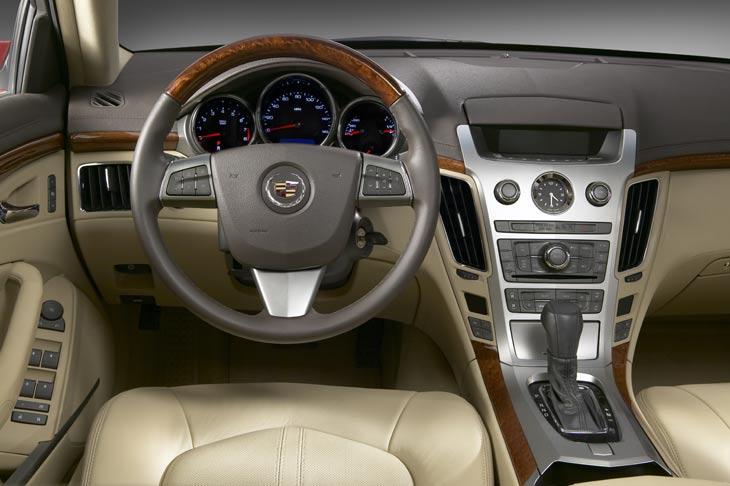 Avance de los Cadillac CTS y BLS Wagon