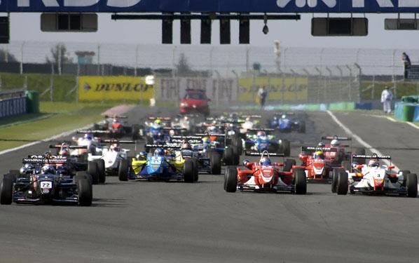 Final de F3 en Barcelona