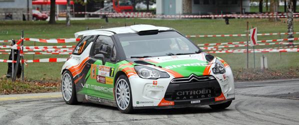 Citroën DS3 RRC