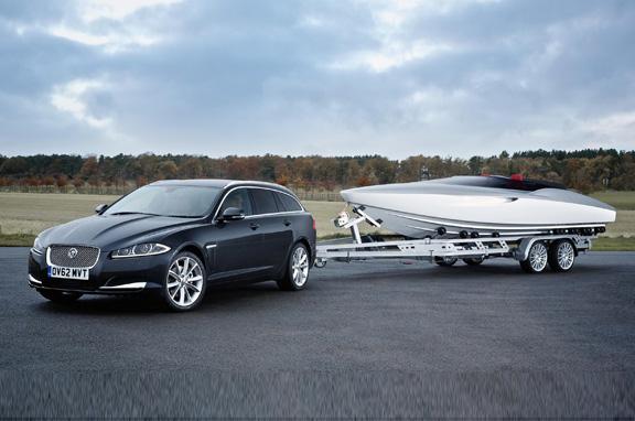 Nuevo Jaguar Speedboat Concept
