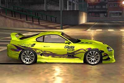 Videojuegos Need For Speed