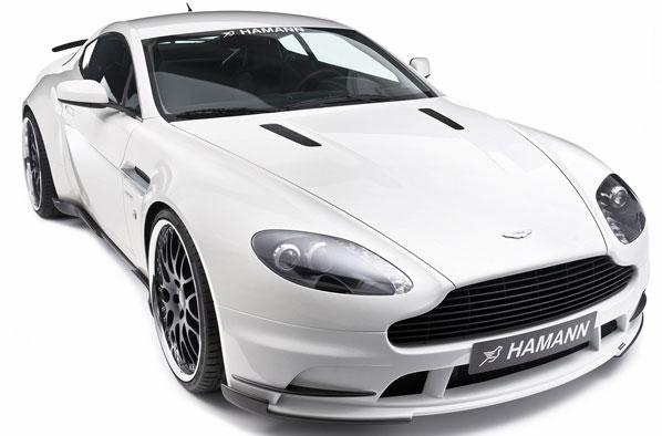 Aston Martin V8 Vantage y Roadster por Hamann