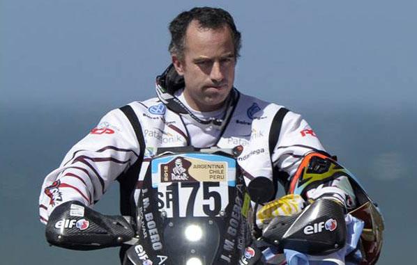 El Dakar 2012 se cobra su primera víctima
