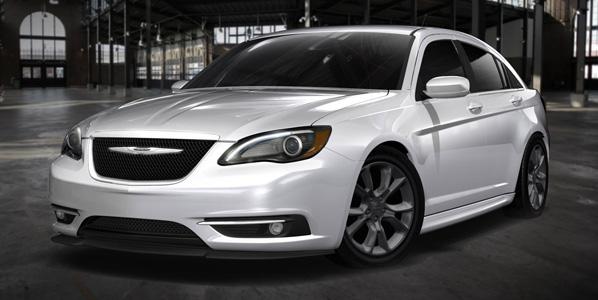 Chrysler 200 Super S por Mopar