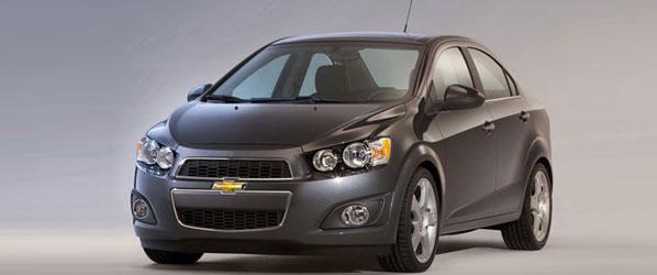 Llamada a revisión de 5.000 Chevrolet Sonic