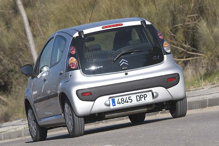Citroën C1 HDI