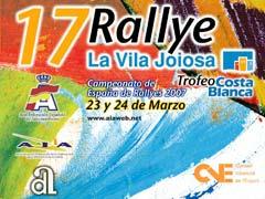 Presentado el Rallye de Villajoyosa